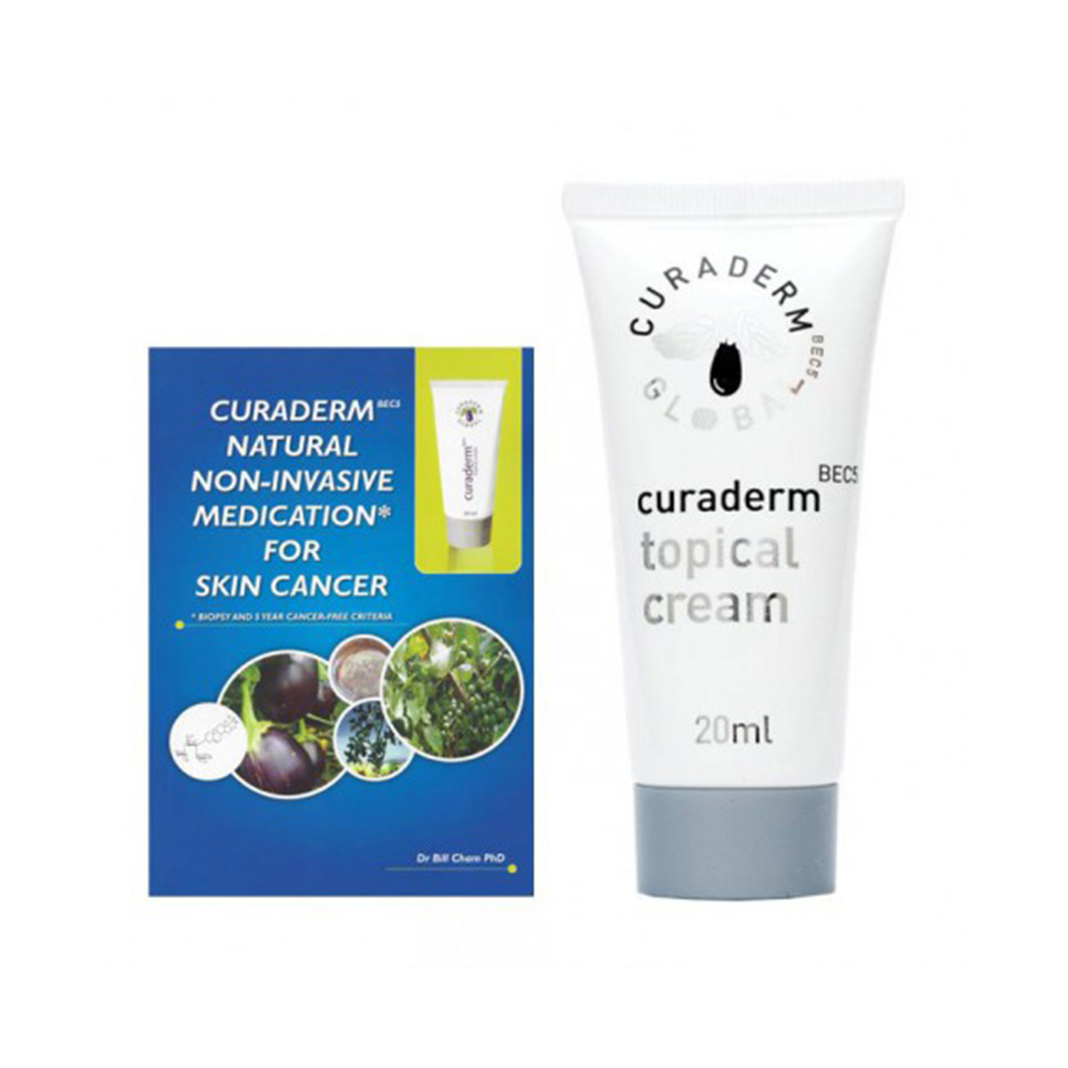 BEC5 Curaderm | Internation Antiaging Systems
