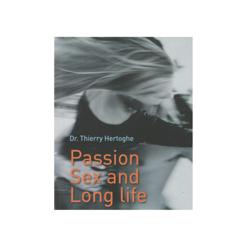 A book by Dr. Thierry Hertoghe called 'Passion Sex and Long life'