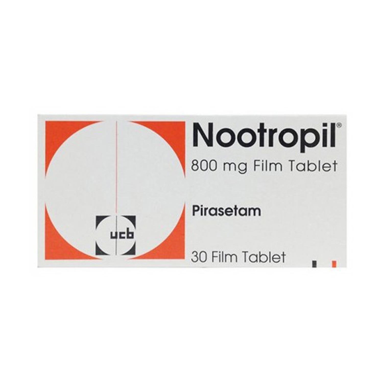 Piracetam 800 Nootropil