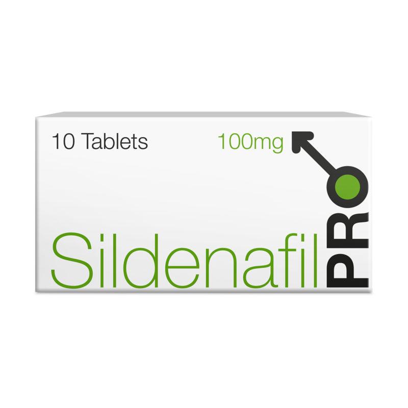 SlidenafilPRO product packaging