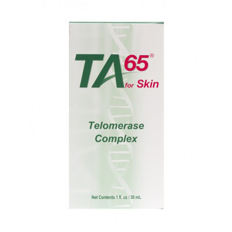 TA65 for Skin Telomerase Complex product packaging