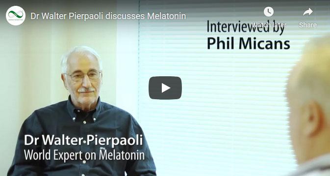 Screenshot of an IAS YouTube video interviewing Dr Walter Pierpaoli