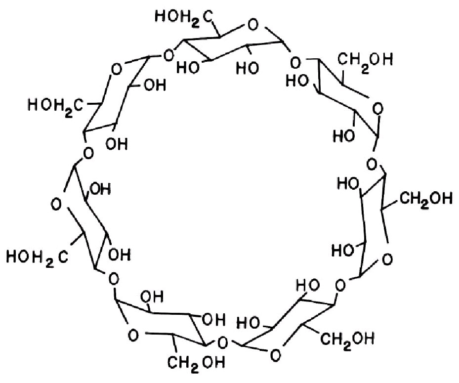 Cyclodextrin Figure 1